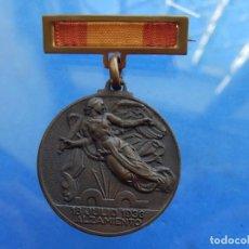 Militaria: MEDALLA CONMEMORATIVA DE LA GUERRA CIVIL. ALZAMIENTO Y VICTORIA 1936 – 1939.. Lote 187471462