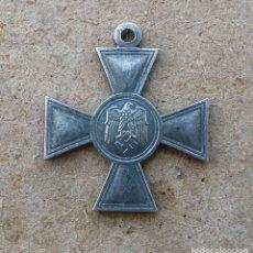 Militaria: CRUZ ALEMANA PARA LA DURACIÓN DEL SERVICIO 25.TERCER REICH.. Lote 187476727