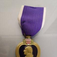 Militaria: MEDALLA MILITAR USA FOR MILITARY MERIT REPLICA. Lote 187741491