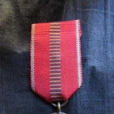 Militaria: MEDALLA RUMANO ALEMANA DE LA CRUZADA CONTRA EL COMUNISMO II SEGUNDA GUERRA MUNDIAL III REICH ALEMÁN. Lote 128179535