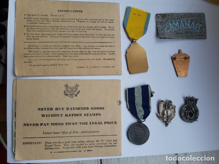 Militaria: WW2. GRAN LOTE DE LA SEGUNDA GUERRA MUNDIAL - Foto 2 - 188787851