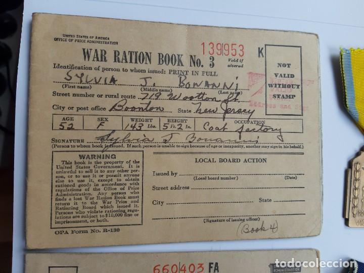 Militaria: WW2. GRAN LOTE DE LA SEGUNDA GUERRA MUNDIAL - Foto 5 - 188787851