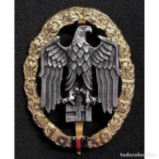 Militaria: INSIGNIA DE HONOR GAU SUDETENLAND ALEMANIA NAZI TERCER REICH NSDAP. Lote 188808156