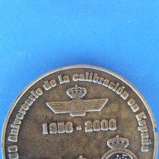 Militaria: MEDALLA DE MANO MILITAR - EJÉRCITO DEL AIRE. Lote 189147917
