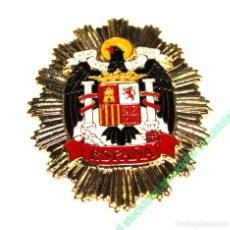 Militaria: CHAPA CARTERA AGUILA MATERIAL: ZAMAK 09190. Lote 189161841