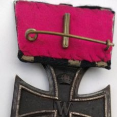 Militaria: ALEMANIA 1A GUERRA, CRUZ DE HIERRO 2A CLASE 1914. Lote 189435053