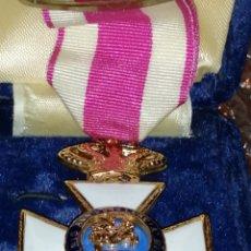 Militaria: CRUZ ORDEN SAN HERMENEGILDO SIGLO XX JUAN CARLOS I. Lote 189454685
