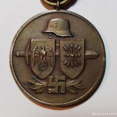 Militaria: MEDALLA VOLUNTARIOS ESPAÑOLES EN LA LUCHA CONTRA EL BOLCHEVISMO. DIVISION AZUL. PG-918. Lote 181706916
