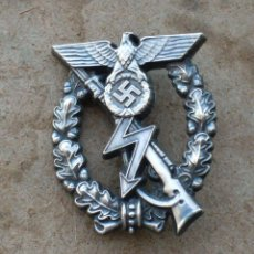 Militaria: INSIGNIA DE ASALTO DE INFANTERÍA, PROTOTIPO.RARO.TERCER REICH.. Lote 189653213