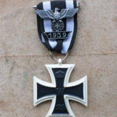 Militaria: WWL CRUZ DE HIERRO&DIE SPANGE ZUM EISERNEN KREUZ 2 KLASSE.1914. Lote 189924390