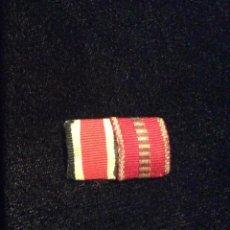 Militaria: PASADOR DE DIARIO. ALEMANIA. II GUERRA MUNDIAL.III REICH. Lote 190170527