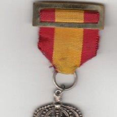 Militaria: MEDALLA NAVARRA 1961: XXV ANIVERSARIO EXCOMBATIENTES GUERRA CIVIL.. Lote 190292028