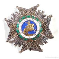 Militaria: PLACA ORDEN DE SAN HERMENEGILDO. ALFONSO XII.- XIII.. Lote 190392665