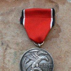 Militaria: MEDALLA ORDEN DE LA SANGRE .BLUTORDEN (MIT MARKEN UND NUMMER). Lote 207603540