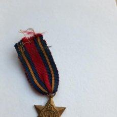 Militaria: WW2. REINO UNIDO. ESTRELLA DE BIRMANIA. MINIATURA. 1939 1945. Lote 190641695