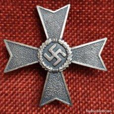 Militaria: CRUZ AL MÉRITO DE 1ª SIN ESPADAS - KRIEGSVERDIENSTKREUZ I OHNE SCHWERTER - 50 X 50 MM. Lote 191072830