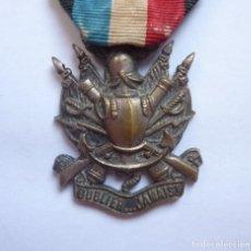 Militaria: FRANCIA: MEDALLA DE VETERANO DE LA GUERRA FRANCO PRUSIANA. 1870 - 1871. Lote 191117488