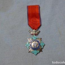 Militaria: * MEDALLA AL MERITO PENITENCIARIO, CUERPO DE PRISIONES. ORIGINAL. ZX. Lote 191249366