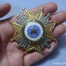 Militaria: * MEDALLA O PLACA DE SAN HERMENEGILDO, ORIGINAL. ZX. Lote 191318482