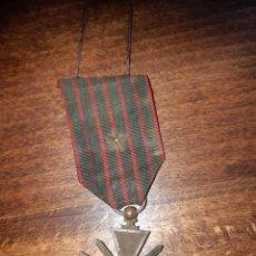 Militaria: ANTIGUA MEDALLA MILITAR DE LA 1ª GUERRA MUNDIAL 1914 - 1917. Lote 191369133