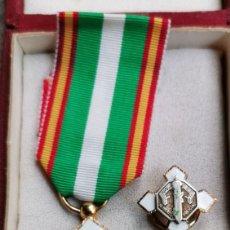 Militaria: CRUZ AL MERITO POLICIAL CON DISTINTIVO. Lote 191436391
