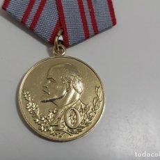 Militaria: MEDALLA 40 AÑOS DE LA ARMADA SOVIÉTICA, URSS. Lote 191744981