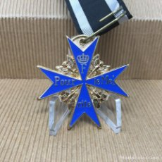 Militaria: MEDALLA POUR LE MERITE ALEMANIA IMPERIO ALEMÁN. Lote 191974040