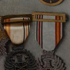 Militaria: ESPAÑA. DIVISIÓN AZUL. MEDALLA CONMEMORATIVA DE LA CAMPAÑA DE RUSIA.. Lote 192072961