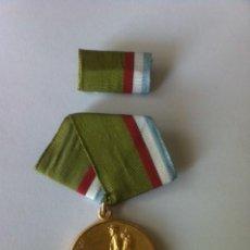 Militaria: CUBA MEDALLA LIBERACION CASTRO. Lote 192514238