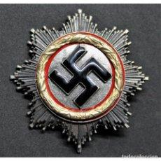 Militaria: CRUZ ALEMANA CATEGORIA PLATA / ORO ALEMANIA PARTIDO NAZI TERCER REICH WEHRMACHT. Lote 192629145