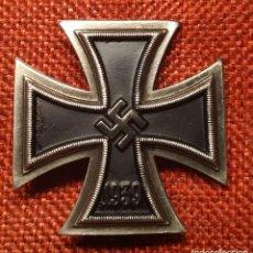 Militaria: 1939. EK1 CRUZ DE HIERRO DE 1ª CLASE IRON CROSS. EISERNES KREUZ I KLASSE. DIMENSIONES 44 X 44 MM.. Lote 194149693