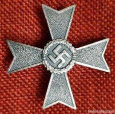 Militaria: CRUZ AL MÉRITO SIN ESPADAS 1ª CLASE. KRIEGSVERDIENSTKREUZ. MEDIDAS: 47 X 47 MM. . Lote 194149886