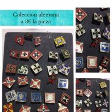 Militaria: COLECCIÓN ALEMANA A 8€/PIEZA. III REICH.. Lote 194177322