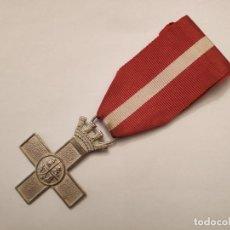 Militaria: MEDALLA MERITO MILITAR TROPA II REPUBLICA. Lote 194183193