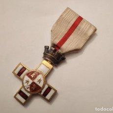 Militaria: MEDALLA MERITO MILITAR PENSIONADA II REPUBLICA. Lote 194183480