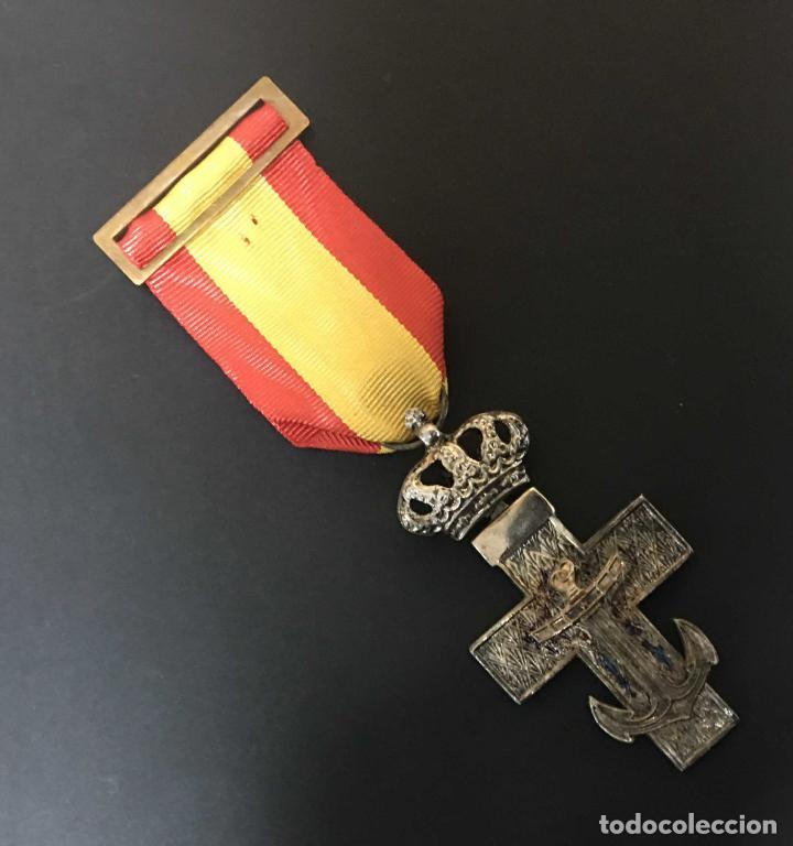 MERITO NAVAL (Militar - Medallas Españolas Originales )