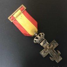 Militaria: MERITO NAVAL. Lote 194189857