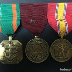 Militaria: PASADOR MARINA USA. Lote 194190496