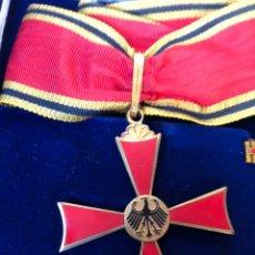 Militaria: ENCOMIENDA DE LA ORDEN ALMERITO DE LA REPUBLICA FEDERAL DE ALEMANIA. GRAN TAMAÑO. ESTUCHE DE ORIGEN. Lote 194206936