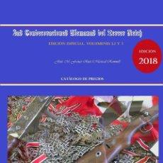 Militaria: LAS CONDECORACIONES ALEMANAS DEL III REICH-VOLUMEN ESPECIAL. Lote 194229168