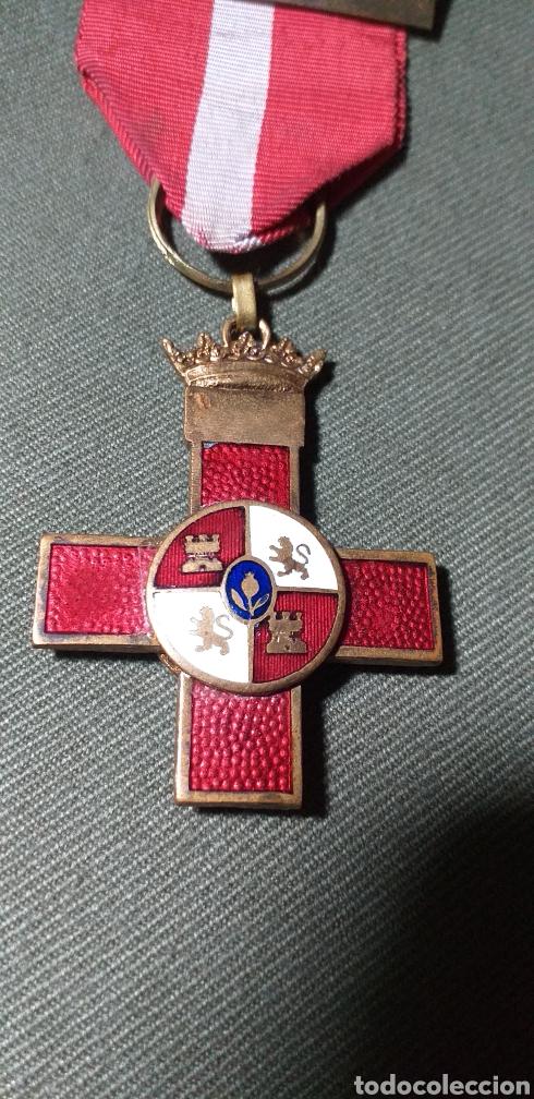 Militaria: Mérito militar rojo. Guerra civil. - Foto 6 - 194242275