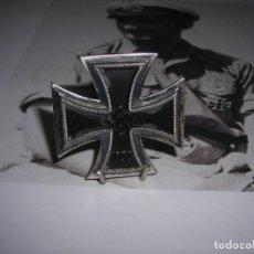 Militaria: CRUZ DE HIERRO DE PRIMERA CLASE DEL III REICH. 100% ORIGINAL DE EPOCA.. Lote 194246843