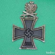 Militaria: CRUZ DE CABALLERO DE LA CRUZ DE HIERRO -3ER REICH ALEMANIA. Lote 194304332