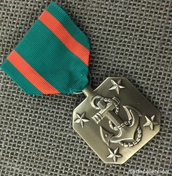 US NAVY MERITO MARINES (Militar - Medallas Extranjeras Originales)