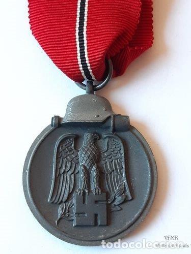 MEDALLA CONDECORACION ALEMANA FRENTE DEL ESTE ORIGINAL - OSTMEDAILLE (Militar - Medallas Extranjeras Originales)