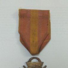 Militaria: MEDALLA FRANCESA 1 GUERRA MUNDIAL. 1914 - 1918. LA MARNE. MEDALLA ESCASA. Lote 194344972