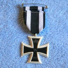 Militaria: CRUZ DE HIERRO SEGUNDA CLASE - ALEMANIA - MEDALLA MILITAR - I GUERRA MUNDIAL, 1914.. Lote 194346833