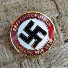 Militaria: TERCER REICH.INSIGNIA DE MIEMBRO DEL PARTIDO. Lote 194359723