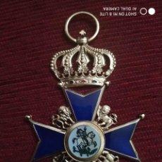 Militaria: ORDEN DE SAN JORGE, MEDALLA, PLACA, INSIGNIA MILITAR EJERCITO. Lote 194367410