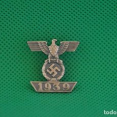 Militaria: CLASP TO THE IRON CROSS SPANGE ZUM EISERNEN KREUZ-3ER REICH ALEMANIA. Lote 194374558